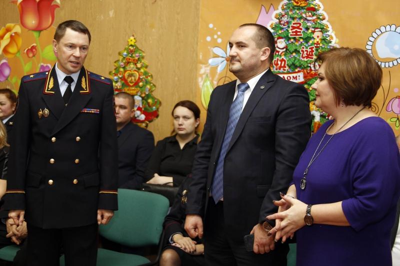 руководство главка московской области - фото 8