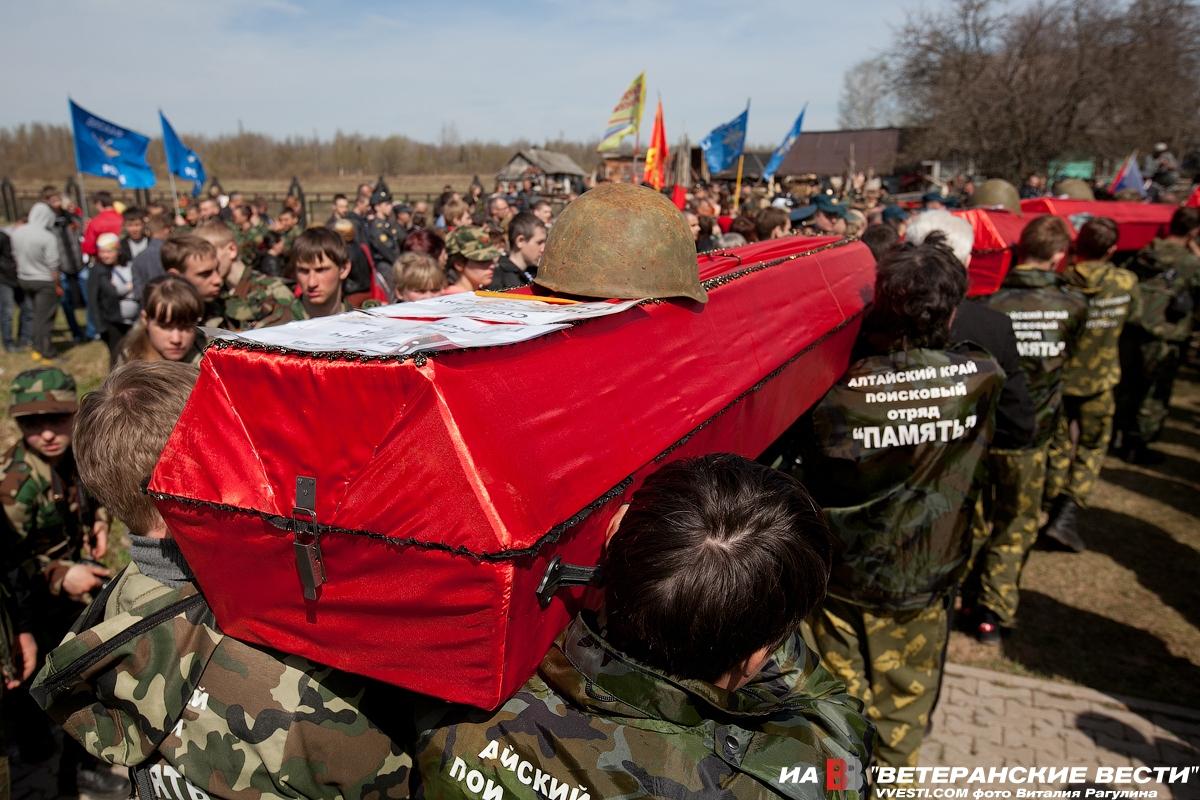 «Набат» наВахте Памяти «75 лет битвы заВладикавказ»