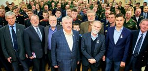 В Москве прошло 4-е Всеармейское совещание писателей