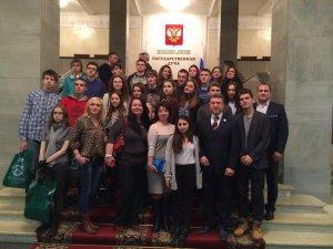 Молодежный антикоррупционный проект - в действии