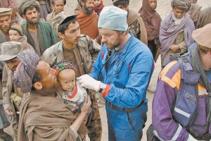 В МЧС высоко оценили значение гуманитарной операции в Афганистане в 2001 году