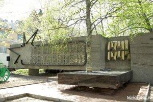 В Пальмире прошли мемориальные мероприятия