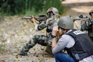 Специалисты НСБ  научат журналистов самообороне