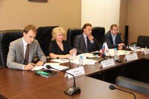 В парламенте Российской Федерации обсудили информационную открытость СРО