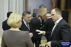 Судебные приставы Москвы подвели итоги деятельности за 2012 год