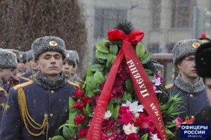 В Москве вспомнили Героев Плевны