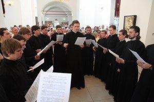 Коломенской духовной семинарии - 3 года!