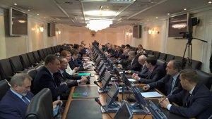 В Совете Федерации прошло заседание Президиума КС НСБ России