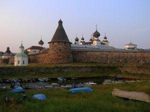 Русь Соловецкая: Уроки русской истории