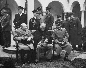 Россия против пересмотра итогов Второй мировой