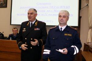 В жизни есть место подвигу! Лейтенант полиции награжден знаком «За отличие в службе УВД ЮЗАО» за спасение ребёнка при пожаре