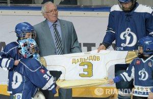 Виталий Давыдов: Из сборной привозил только золото