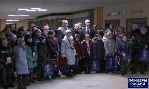 В ГУ МВД по ЦФО прошла встреча с членами семей погибших сотрудников МВД России