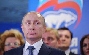 """Позициями Президента Путина расплачивается """"Единая Россия""""?"""