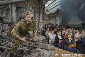 9 мая в главном музее России оживёт история