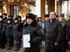 Торжественный выпуск слушателей подразделений спецназначения ЦПП ГУ МВД России по Московской области