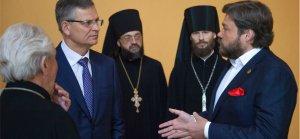 Победителей конкурсов Олимпиады по основам православной культуры наградили благословенными Грамотами Святейшего Патриарха