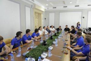 В Москве прошла встреча российских и швейцарских ветеранов полиции