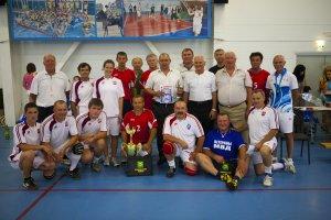 Благотворительная  спортивно-патриотическая акция Совета ветеранов спорта ЦА МВД России - детям