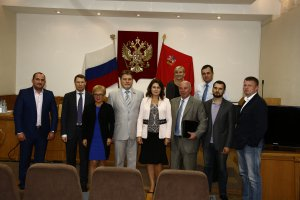 Состоялось очередное заседание Общественного совета при подмосковном Главке МВД