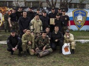 Кубок содружества спецназа прошел в Москве