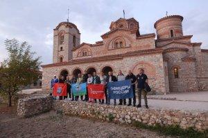 Ветераны России, Сербии, Македонии и Словении укрепляют сотрудничество