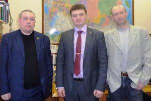 Ветеран Ассоциации отмечен  высокой православной наградой