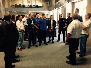 ЦОДД Правительства Москвы вызвал интерес у швейцарских правоохранителей