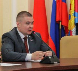 Артур Шлыков: Мы идём созидательным общественным курсом