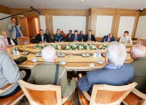 Слуцкий призвал ветеранов Польши не дать переписать историю Второй мировой