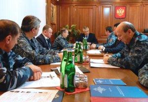 Глава МВД России Владимир КОЛОКОЛЬЦЕВ посетил Кабардино-Балкарскую Республику