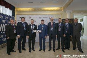 В Москве отметили 25-летие НСБ
