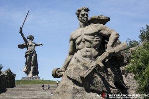 Под Волгоградом перезахоронят останки 800 бойцов