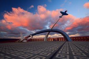 Уникальный мемориал памяти, посвящённый лётчикам-героям, дополнится выставочным комплексом