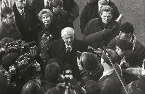 """За что """"девятка"""" не любила Горбачева"""