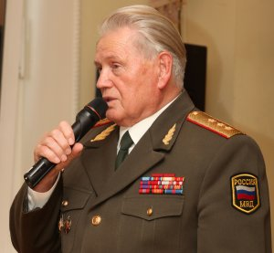 В Москве прошёл Урок Мужества, посвящённый Герою Советского Союза А.Попрядухину
