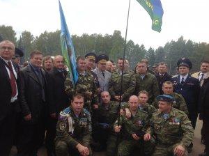 Ветераны Сербии посетили коллег из Москвы