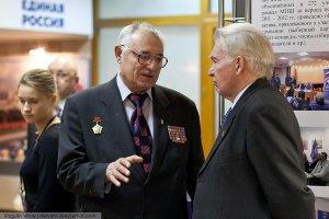 Руководство Ассоциации приняло участие в Форуме Сторонников и секции федеральной Комиссии по работе с ветеранами