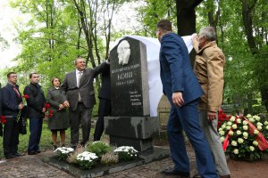 К 90-летию кончины  Анатолия Кони открыт памятник
