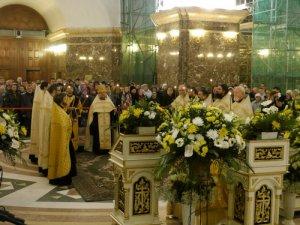 В России завершается самое масштабное принесение мощей святого равноапостольного князя Владимира