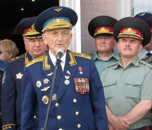 Герою Советского Союза Сергею Крамаренко - 92!