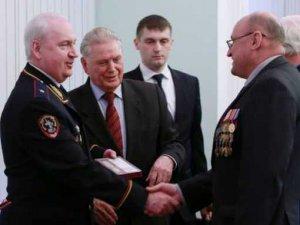 В МВД России чествовали ветеранов правоохранительных органов - участников войны в Афганистане