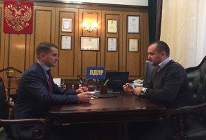 В Госдуме обсудили вопросы ветеранов