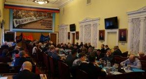 В Москве прошёл VII-й съезд Общероссийского профессионального союза военнослужащих