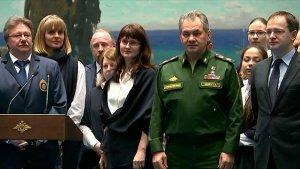 В московском Манеже чествовали мастеров Студии военных художников имени М.К. Грекова