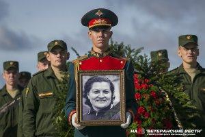 Первую олимпийскую чемпионку Советского Союза похоронили на ФВМК