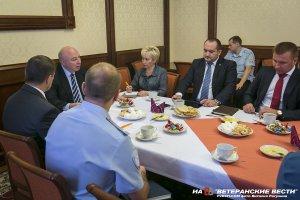 В Общественном совете при ГУ МВД России по Московской области подвели итоги работы