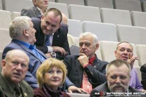 В Москве прошёл 2-й съезд Союза писателей Союзного государства России и Беларуси