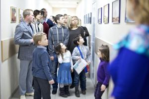 16 апреля - День открытых дверей в гимназии Святителя Василия Великого