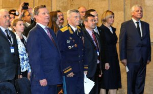 В Кремле прошел Всероссийский семинар-совещание руководителей патриотических объединений